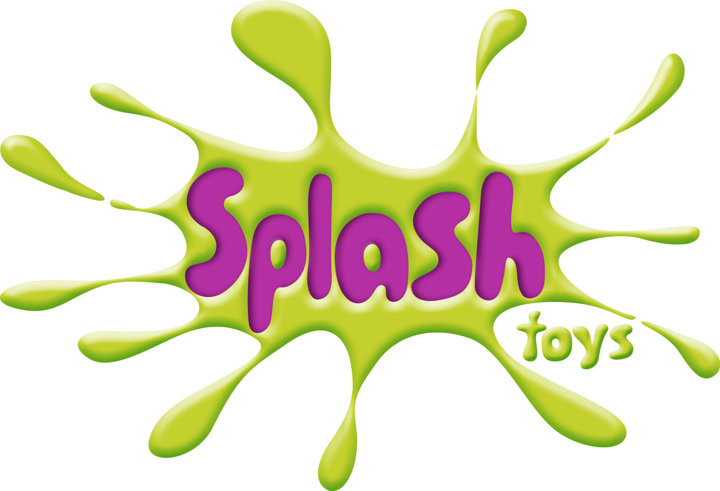 Znalezione obrazy dla zapytania splash toys logo