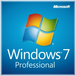 Microsoft Windows 7 Professional SP1 64-Bit OEM DE