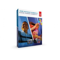 Adobe Photoshop Elements 9 DE Win Mac