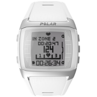 Polar Pulsuhr FT60 inkl. Brustgurt white