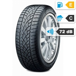Dunlop SP Winter Sport 3D 255/55 R18 109V