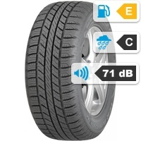 GOODYEAR Wrangler HP All Weather SUV 235/65 R17 104V