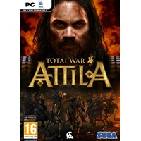 Total War: Attila (PEGI) (PC/Mac)