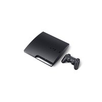 Sony PS3 Slim 320 GB + Gran Turismo 5 Platinum + Little Big Planet 2