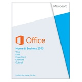 Microsoft Office Home and Business 2013 PKC DE Win