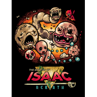 The Binding Of Isaac: Rebirth (PEGI) (Download) (PC/Mac)