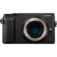 Panasonic Lumix DMC-GX80 Body schwarz