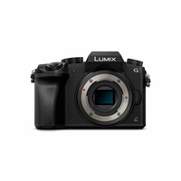 Panasonic Lumix DMC-G70 Body schwarz