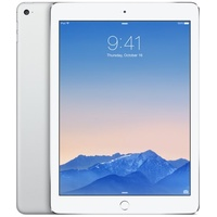 Apple iPad Air 2 mit Retina Display 9.7 128GB Wi-Fi + LTE silber