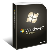 Microsoft Windows 7 Ultimate SP1 64-Bit OEM DE
