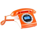 Simvalley Retro-DECT orange