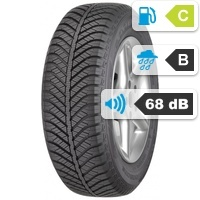 Goodyear Vector 4Seasons G2 185/55 R15 82H