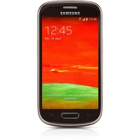 Samsung Galaxy S III mini Value Edition braun