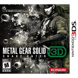 Metal Gear Solid: Snake Eater 3D (3DS)