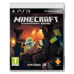 Minecraft (PEGI) (PS3)