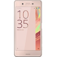 Sony Xperia X Performance rosegold