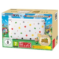 Nintendo 3DS XL weiß + Animal Crossing: New Leaf (Bundle)