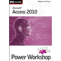 Access 2010 Powerworkshop