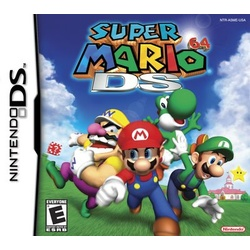 Super Mario 64 DS (PEGI) (NDS)