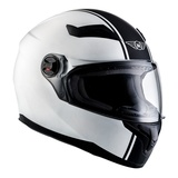Moto Helmets X86 Racing matt-white