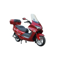 FLEX TECH Cruiser 125 ccm 6,7 PS 82 km/h rot