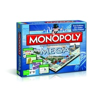 Winning Moves Monopoly Mega Edition (41122)