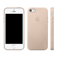 Apple iPhone 5s Case Beige