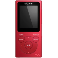 Sony Walkman NW-E394 8GB rot