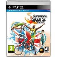 Summer Stars 2012 (PEGI) (PS3)