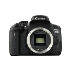 Canon EOS 750D + Sigma 18-250mm DC Makro OS HSM