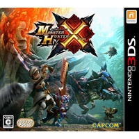 Monster Hunter X Cross (CERO) (3DS)