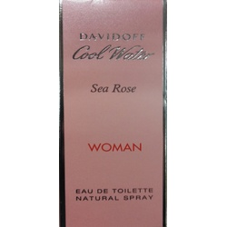 Davidoff Cool Water Sea Rose Eau de Toilette 50 ml