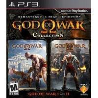 God of War Collection I (Essentials) (Classics HD) (PEGI) (PS3)