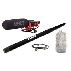 Rode VideoMic Essential Pack