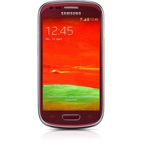 Samsung Galaxy S III mini Value Edition rot