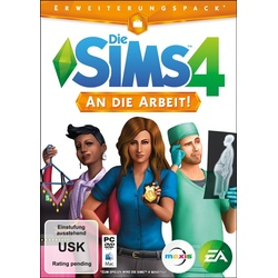 Die Sims 4: An die Arbeit (Add-On) (Download) (PC/Mac)