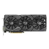 Asus ROG STRIX GeForce GTX 1080 8G Gaming 8GB GDDR5X 1607MHz (90YV09M1-M0NM00)