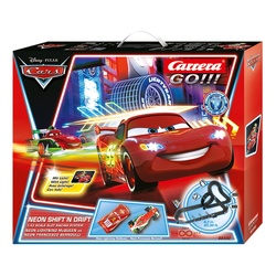 Carrera GO!!! Disney/Pixar Cars Neon Shift'n Drift (62332)
