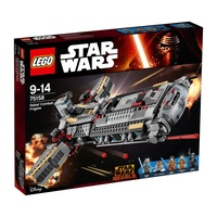 Lego Star Wars Rebel Combat Frigate (75158)