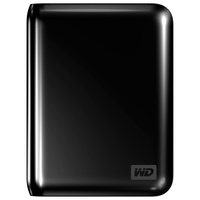 Western Digital My Passport Essential SE 750GB schwarz (WDBACX7500ABK-EESN)