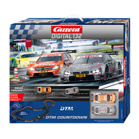 Carrera DIGITAL 132 DTM Countdown (30181)
