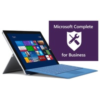 Microsoft Complete f/ Business, 4Y, Surface 3