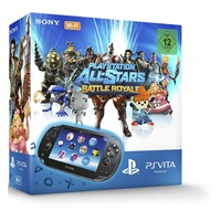 Sony PS Vita WiFi + PlayStation Allstars Battle Royale (Download) (Bundle)