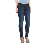 LTB Jeans Damen Slim Fit  Molly Used