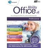 Avanquest Ability Office Professional v6 ESD DE
