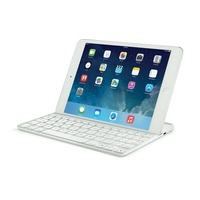 Logitech Ultra Thin Keyboard Cover für iPad mini silber