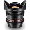 Walimex pro 8mm F3,8 VDSLR Fish-Eye II Canon