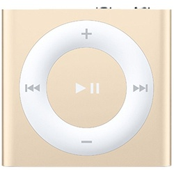 APPLE iPod shuffle 2GB (4. Generation - Modell 2015) gold
