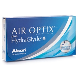 Alcon Air Optix plus HydraGlyde 6 St.