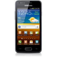 SAMSUNG Galaxy S Advance schwarz